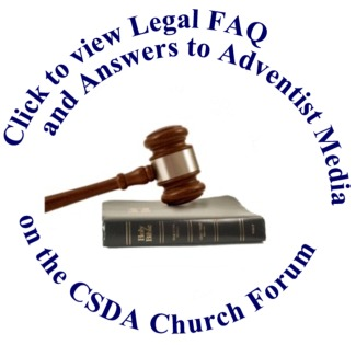 Legal FAQ and CSDA Message Board